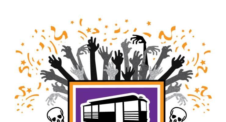 ABQ Trolley Co: Halloween Pub Crawl