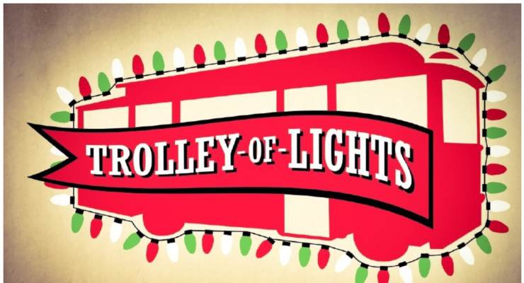 ABQ Trolley Co: Trolley of Lights