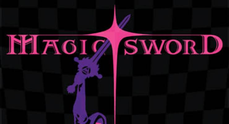 Magic Sword * Crystal Ghost