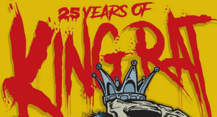 King Rat 25th Annivesary