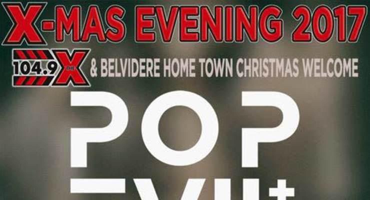 POP EVIL & DED