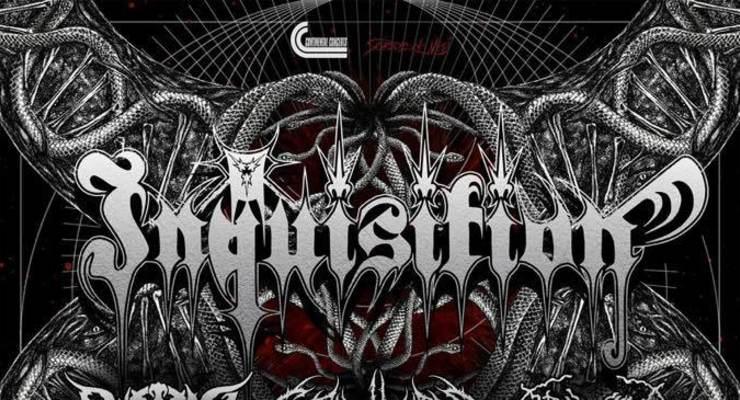 Inquisition, Rutah, Serpentspire, Skinwalker