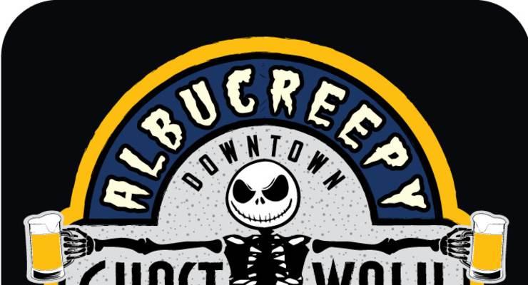 Albucreepy Downtown Ghost Walk: Nightmare Before Creepmas