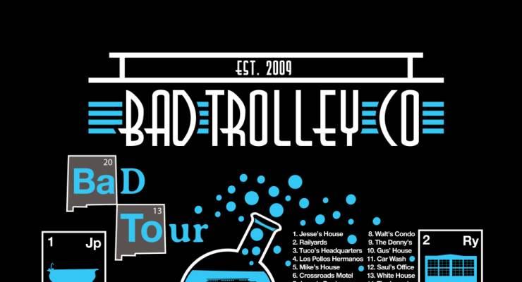 ABQ Trolley X: BaD Tour