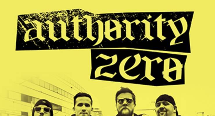 Authority Zero * HEY-SMITH * The Big Spank