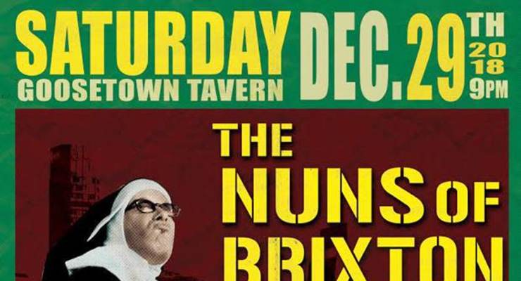 Nuns of Brixton (Clash Tribute)