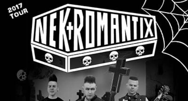 Nekromantix * 12 Step Rebels * The Despots