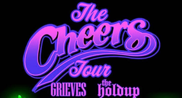 *** CANCELED *** The Cheers Tour: Grieves + The Holdup
