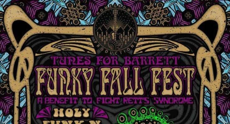 Tunes For Barrett Funky Fall Fest