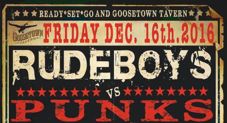 Punks vs. Rudies