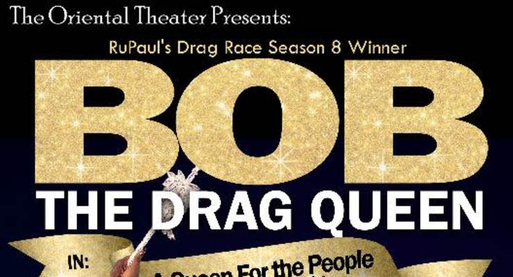 "Bob The Drag Queen - ""A Queen for the People"" A Stand-Up Comedy Special (75 Min)"