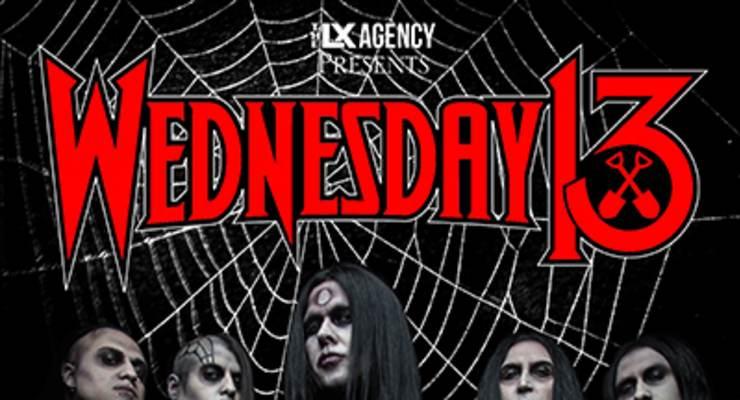 Wednesday 13 * Eyes Set To Kill * Repulsur
