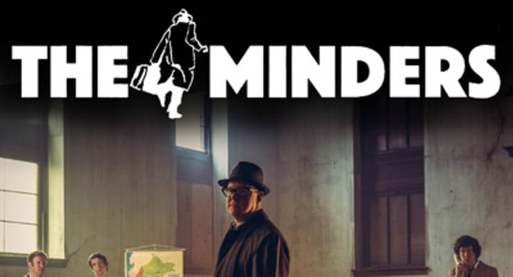 The Minders * Strange Magic * Marty Crandall
