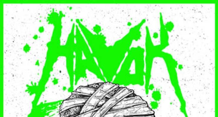 Havok * Ringworm * Mobile Deathcamp