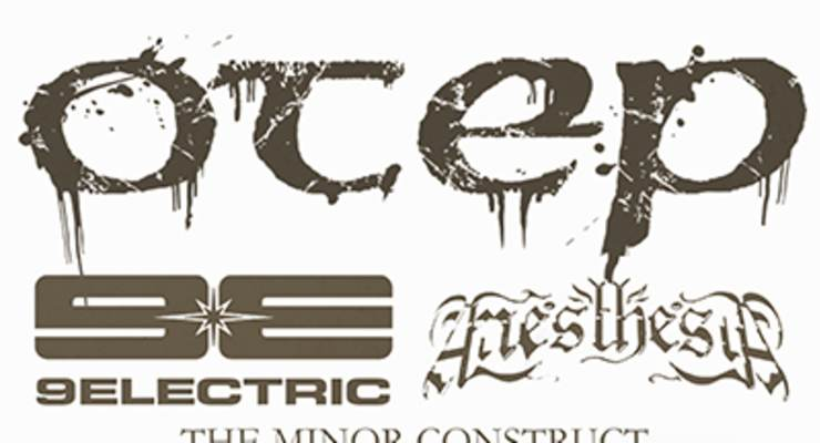 Otep * 9Electric * Anesthesia * The Minor Construct