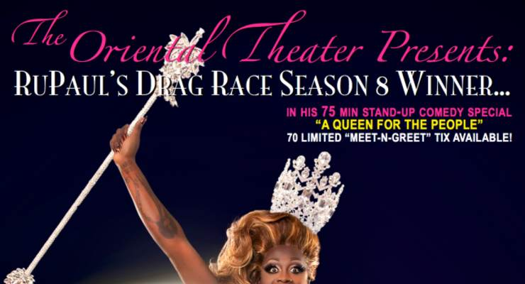"""Bob The Drag Queen - """"A Queen for the People"""" A Stand-Up Comedy Special (75 Min)"""