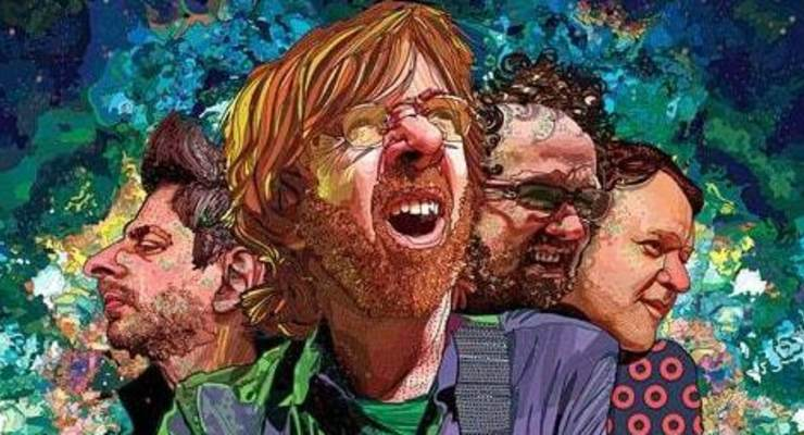 Phish Concert Webcast - FREE EVENT!