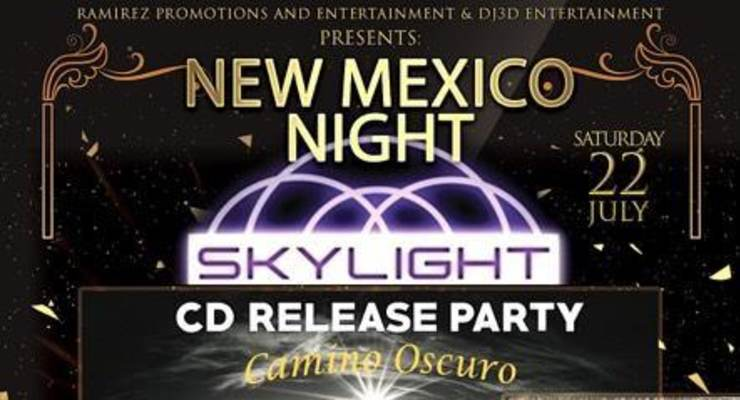 New Mexico Night CD Release Party