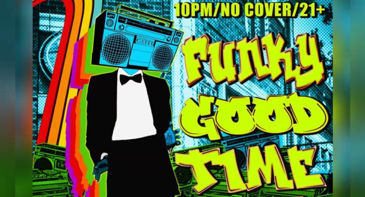 FUNKY GOOD TIME - 80