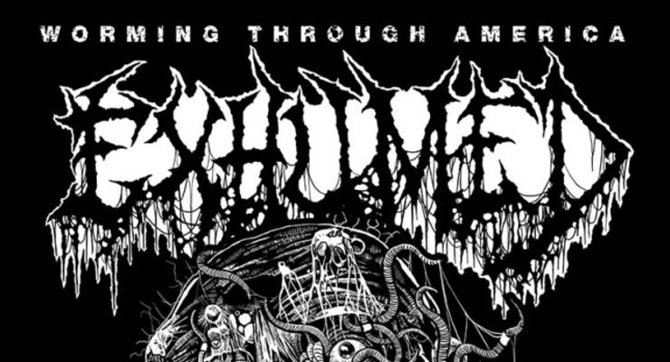 Exhumed * Creeping Death * Bewitcher * Enforced * 200 Stab Wounds