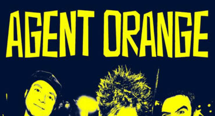 Agent Orange * The Atom Age * Shadow Creeps * Subtle Knife