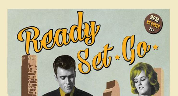 READY SET GO featuring A.K.A. MIGGY w/ special guests