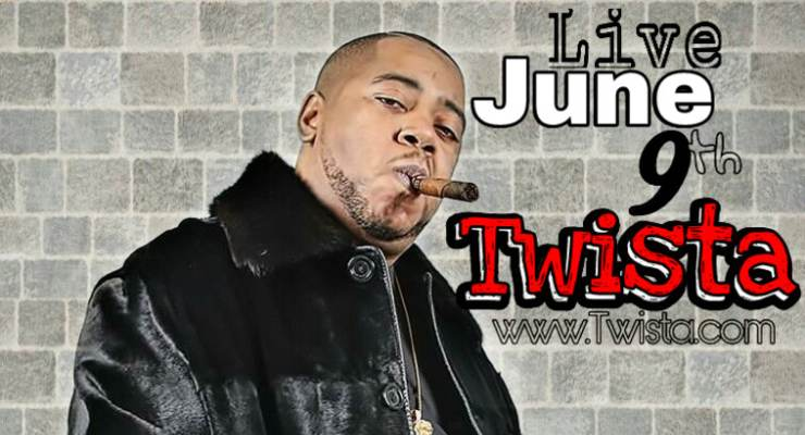 TWISTA performing Live at the Pin!