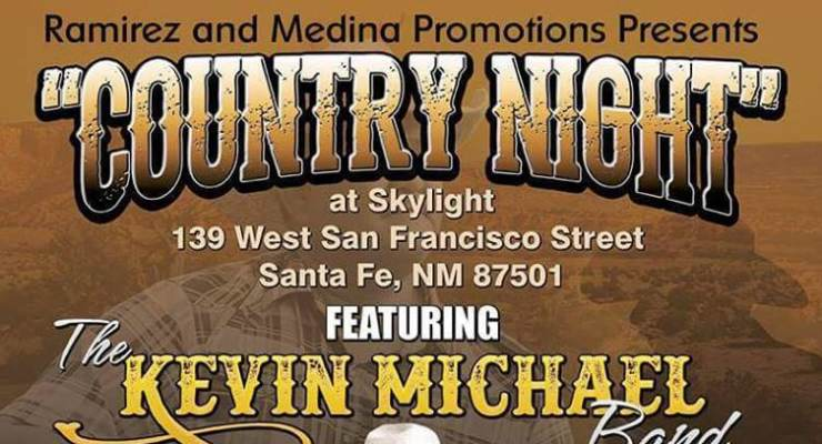 Country Night Featuring The Kevin Michael Band