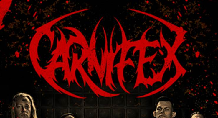 Carnifex * Fields of Elysium * A Malicious Plague * Detest