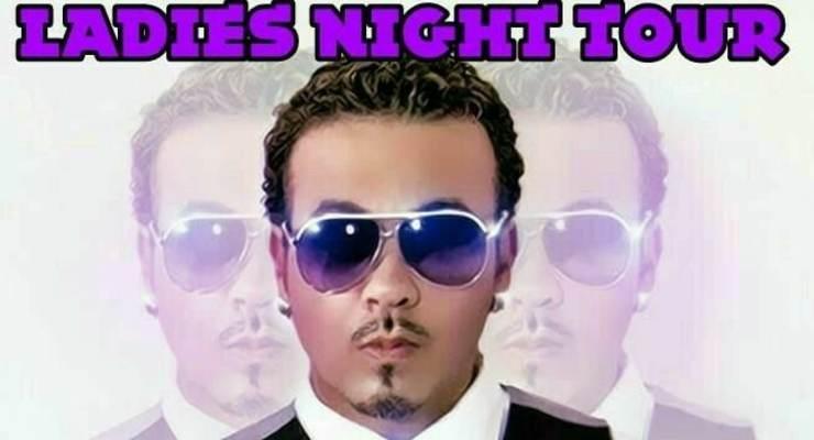 Baby Bash: Ladies Night Tour