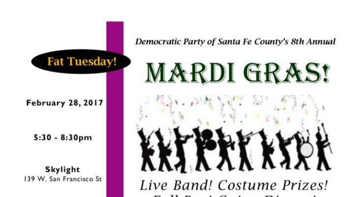 Democratic Party of Santa Fe County