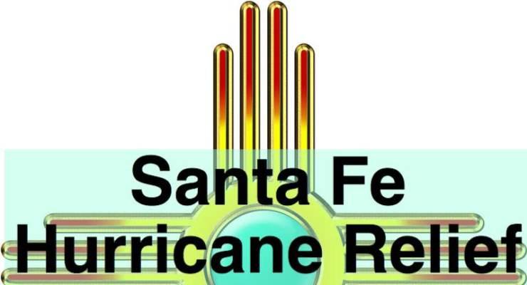 Santa Fe Hurricane Relief Fundraiser