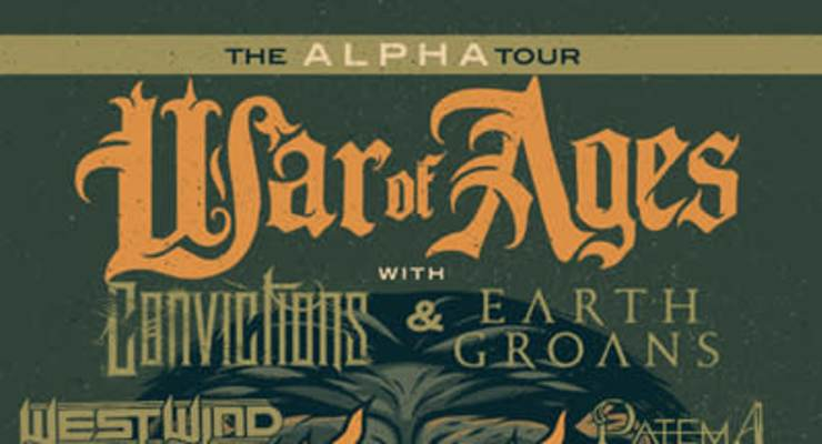 War of Ages * Convictions * Earth Groans * Westwind * Patema