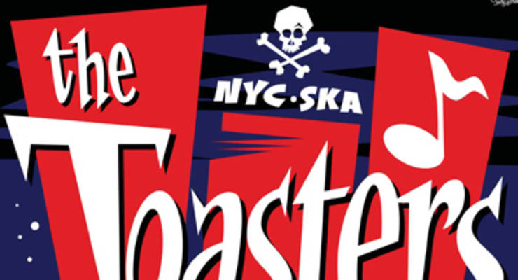The Toasters * The Blue Hornets * Balkan Dub Squad