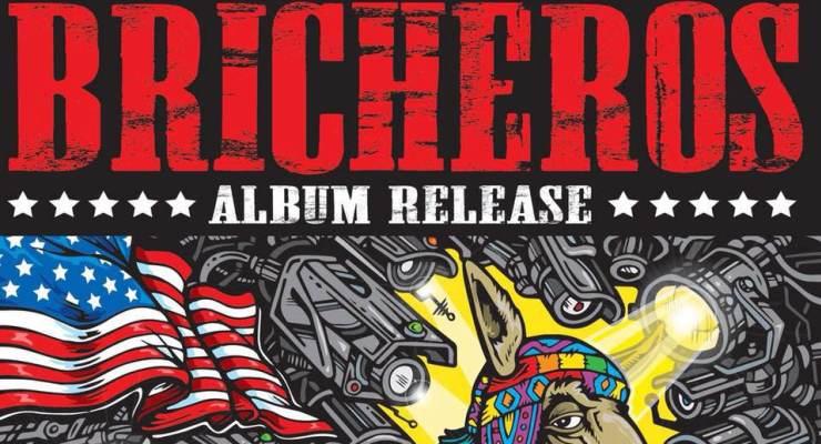 BRICHEROS ALBUM RELEASE PARTY