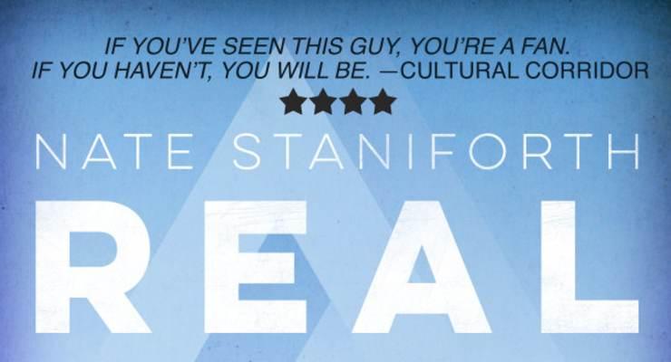 Nate Staniforth's Real Magic Tour