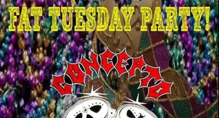 Concepto Tambor Mardi Gras Party * Mondo Vibrations * Merican Slang * DJ Buddhafunk
