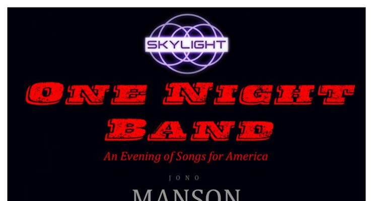 One Night Band - An Evening of Songs for America