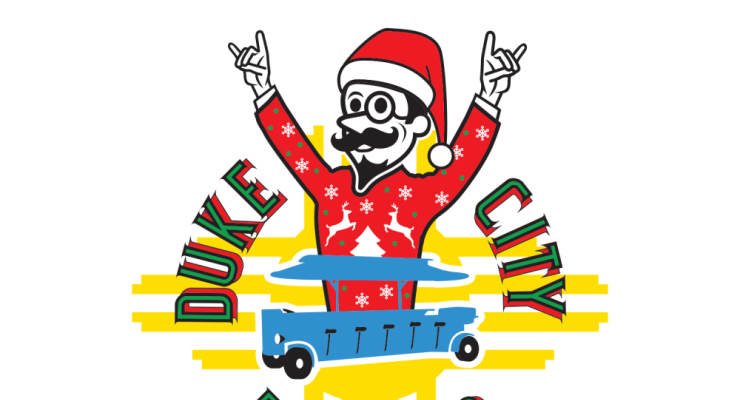 Duke City Pedaler: Ugly Sweater Ride