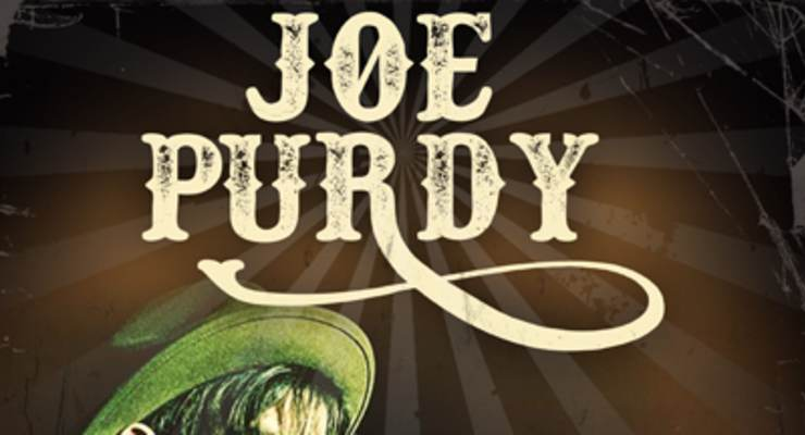 *** CANCELED *** Joe Purdy * Garrison Starr