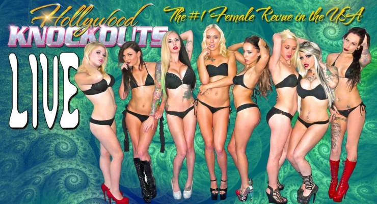 HOLLYWOOD KNOCKOUTS