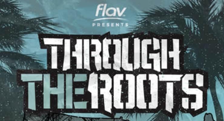 Through The Roots * Mondo Vibrations * SharkSuit * DJ Jetti Nasty