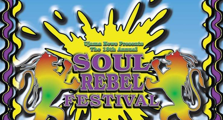 The 18th Annual Soul Rebel Festival
