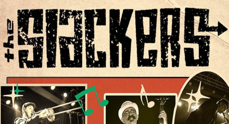 The Slackers  * The Big Spank * Pawn Shop Poster Boys * DJ Riff Rat - Ska Edition