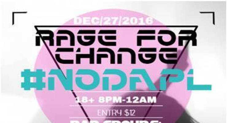 Rage for Change
