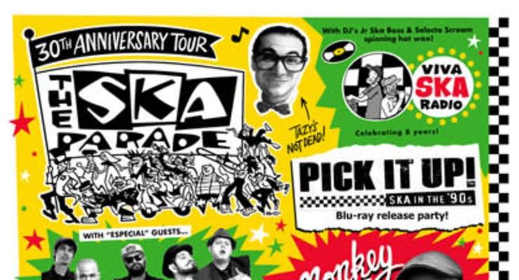 The Ska Parade 30th Anniversary Tour