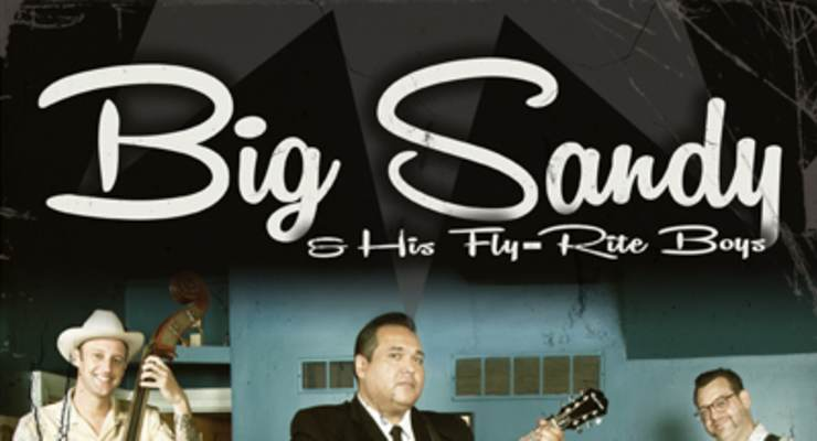 Big Sandy & His Fly-Rite Boys * Cowboys And Indian