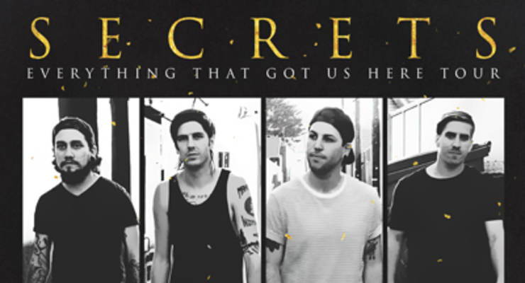 Secrets * Palisades * Too Close To Touch * Picturesque