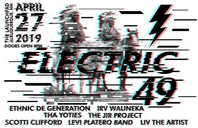 The Electric 49 Ethnic De Generation Scotti Clifford Tha