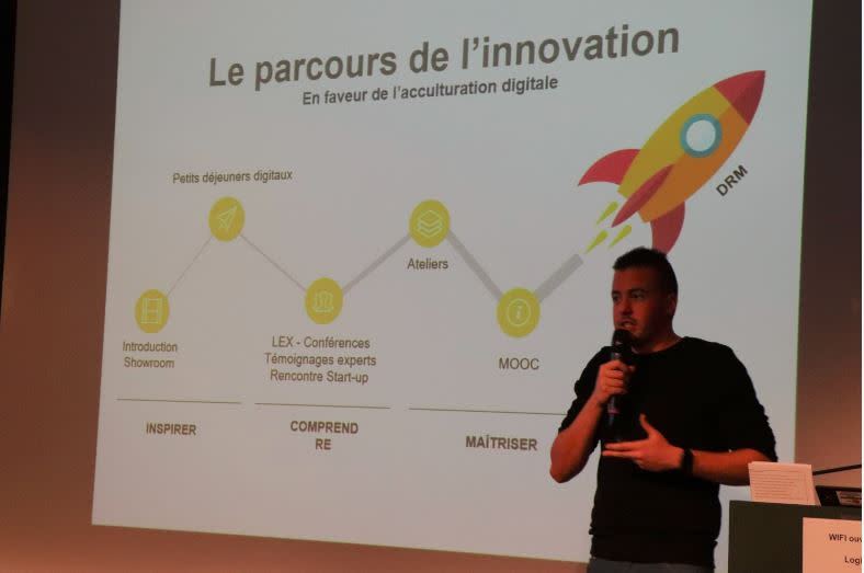 Maxence Attard, Consultant en Transformation Digitale # Grtgaz Bois Colombes